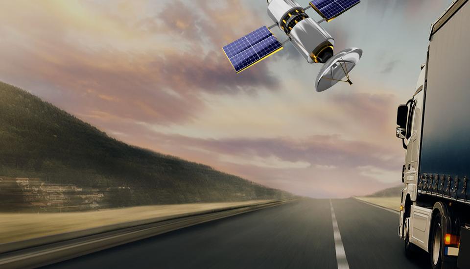Принцип работы спутникового мониторинга