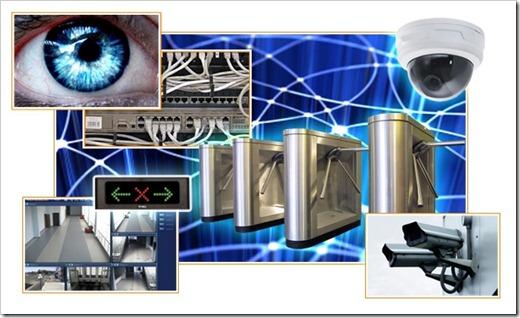 Различные виды охранных систем