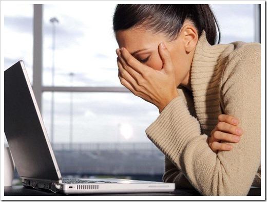 Основные причины потери файлов