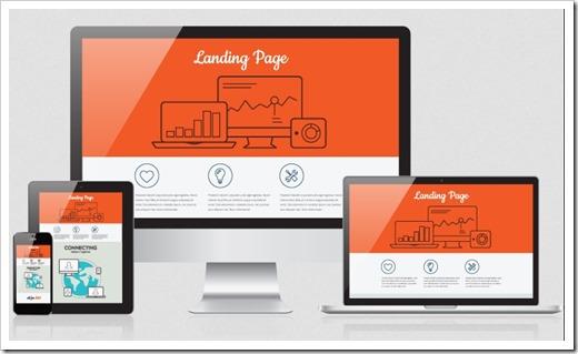Отличие landing page от сайта