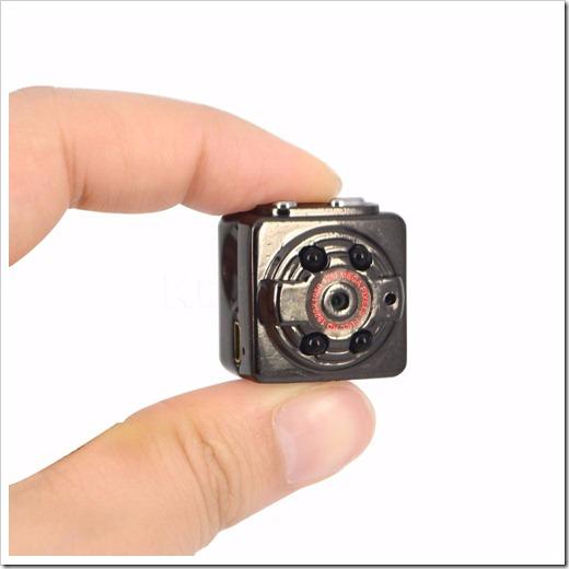 Методика подключения мини камеры