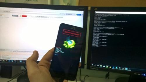 как перепрошить смартфон на Андроиде