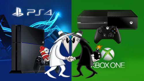 Что лучше купить: PS4 или Xbox one