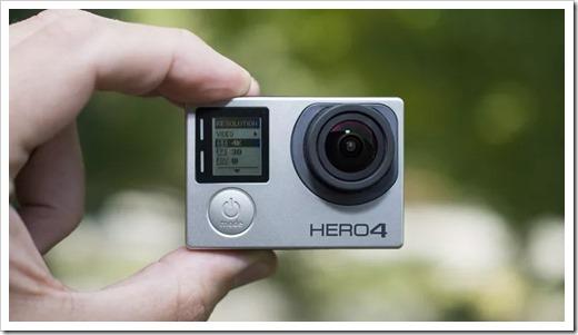Бытовые применения экш-камеры