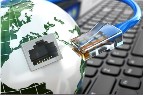 Как подключить проводной Интернет