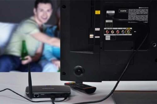 Как подключить смарт ТВ приставку