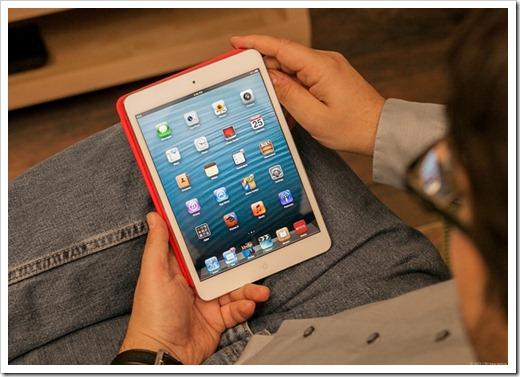 Выводим iPad из режима хранения