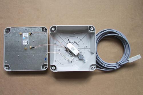 Как подключить антенну к 4g модему