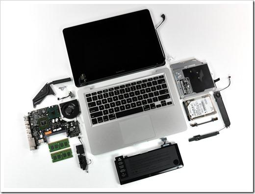 Виды неисправностей ноутбука и их причины