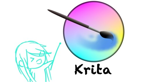 Krita - что это за программа
