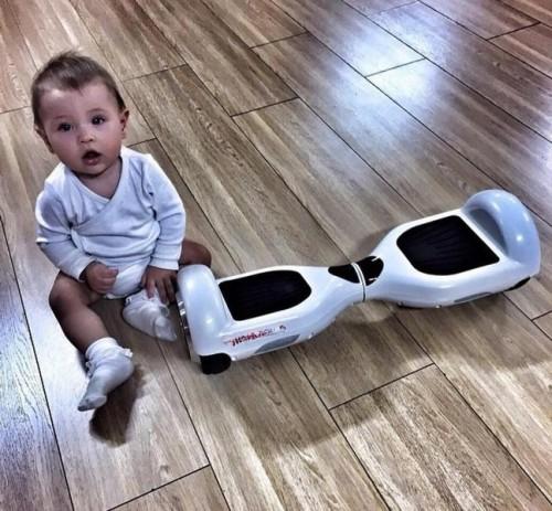 Какой гироскутер купить ребенку