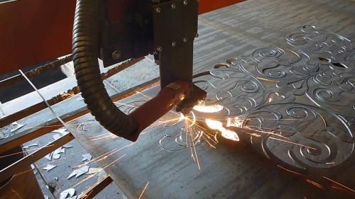 Как работает лазерная резка металла
