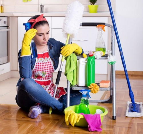 Как часто нужно делать уборку в квартире