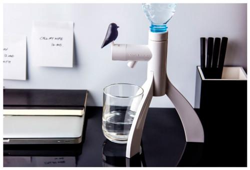 Что такое диспенсер для воды