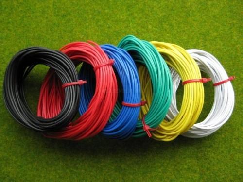 Что такое монтажные провода