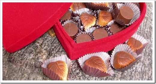 Консерванты в шоколаде и хранение без обёртки