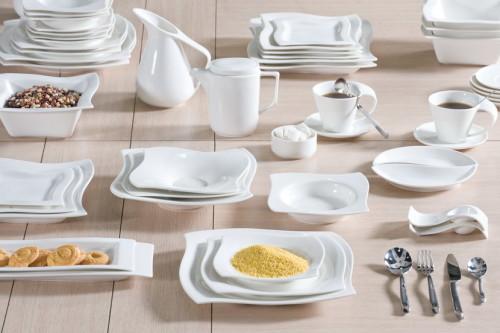 Виды посуды в ресторане