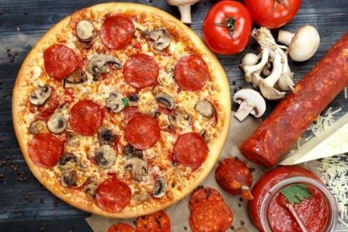 Виды начинок для пиццы