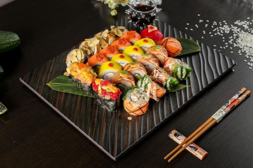Какие суши и роллы самые вкусные