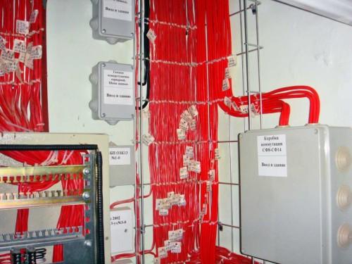 Как выглядит сигнальный кабель для пожарной сигнализации