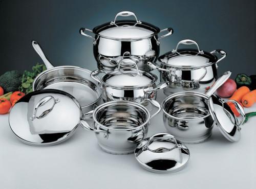 Какую посуду выбрать для кухни