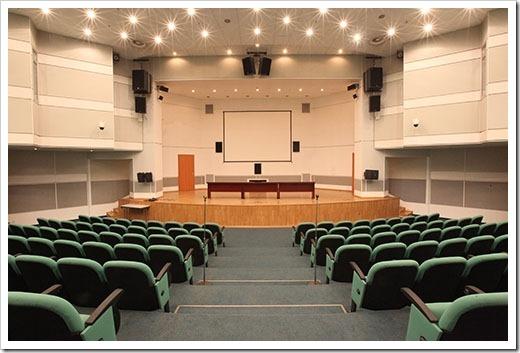Разновидности конференц-залов