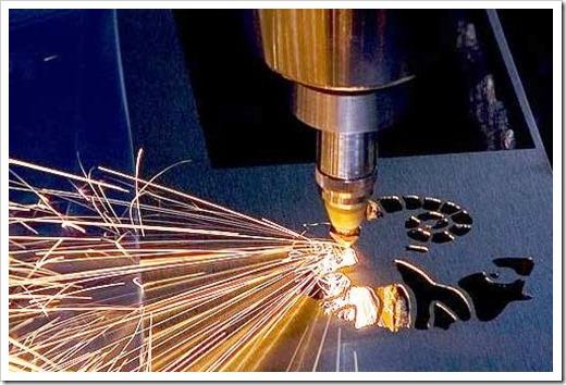 Что такое лазерная резка металла?