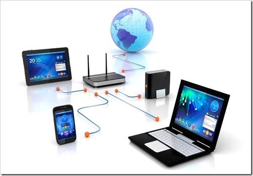 Организация беспроводной локальной сети