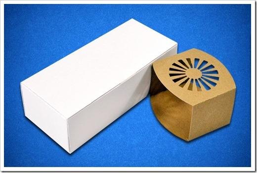Коробка-обечайка и «книжка»