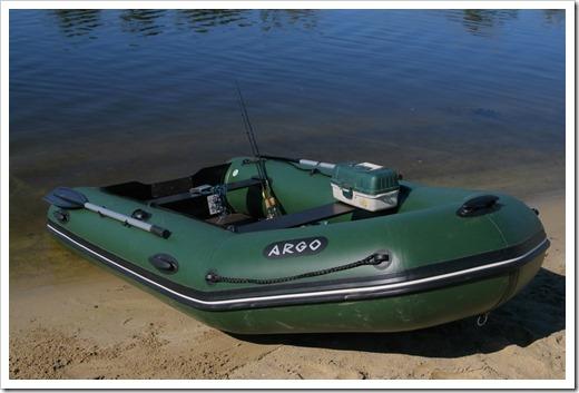 Швы в лодке: прочность и аккуратность