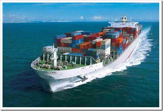 Документальное сопровождение морской контейнерной перевозки