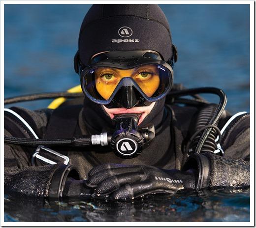 Критерии выбора плавательной маски