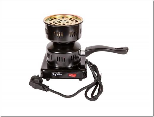 Электрическая плитка для розжига