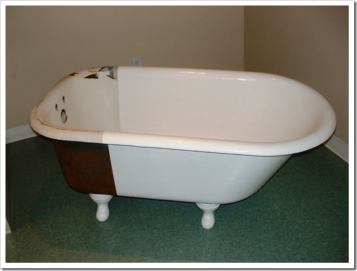 Материал ванны: сплавы, полимеры