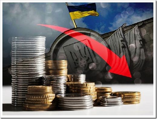 Патовое положение украинской экономики