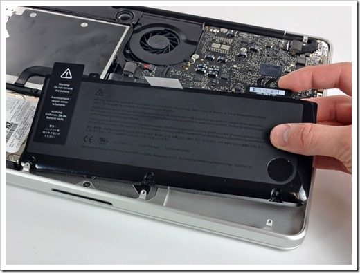 Разборка и демонтаж аккумулятора