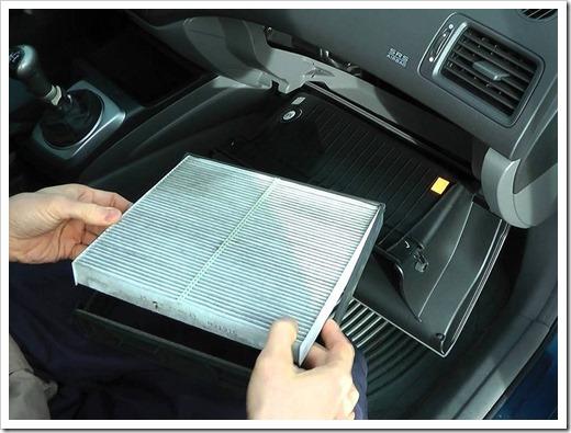 Что такое воздушный фильтр салона авто, для чего нужен и как часто его менять