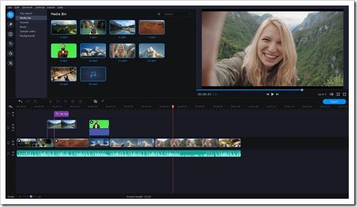 Полезные функции Movavi Video Editor