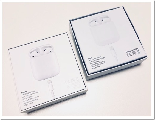Как отличить оригинальные Apple Airpods от подделки